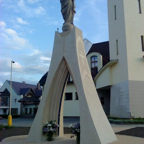Marian Column in Brezno