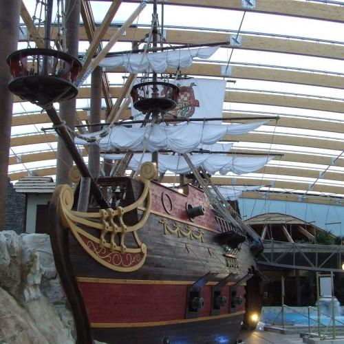 Ship for Aquapark Tatralandia