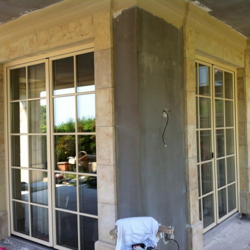 Family house lining