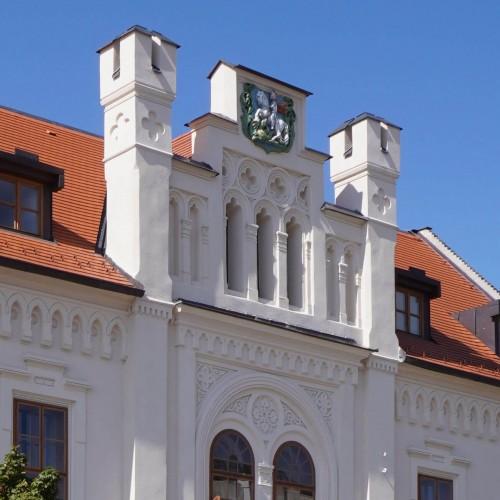 Rekonštrukcia fasády radnice